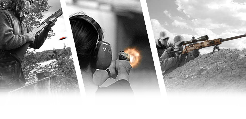 Indoor Gun Range