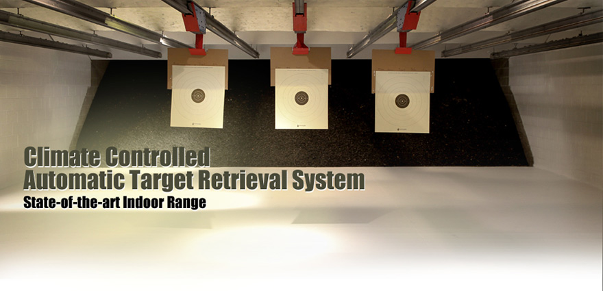 Photo carpet archery target images clearance area rugs for Indoor shooting range design uk